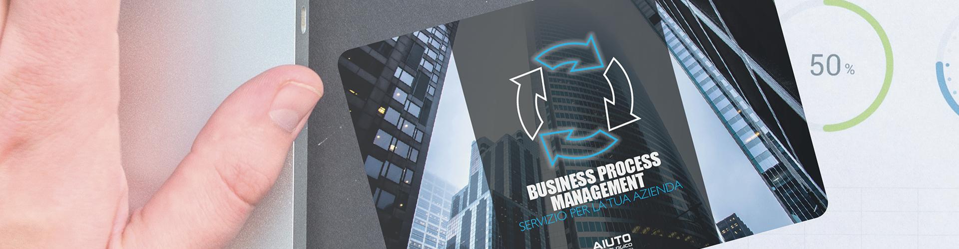 Aiuto Tecnologico: business process management