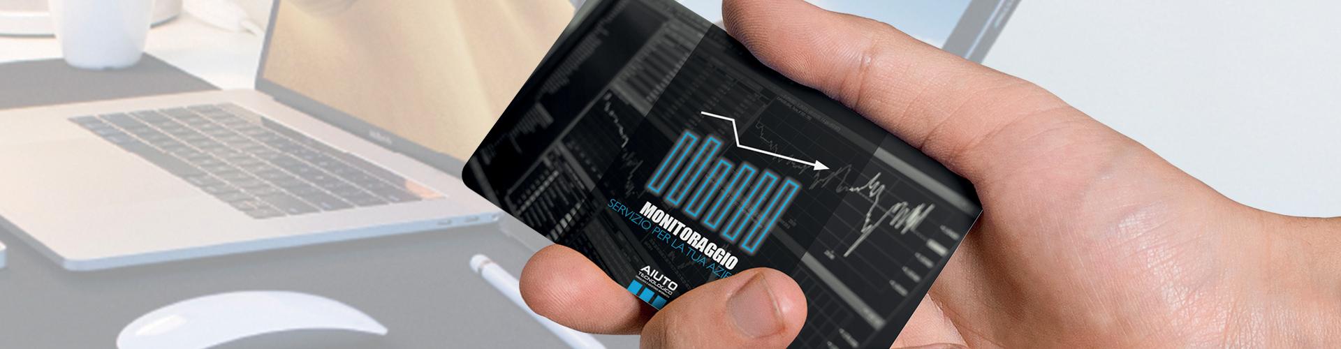 Aiuto Tecnologico: monitoraggio