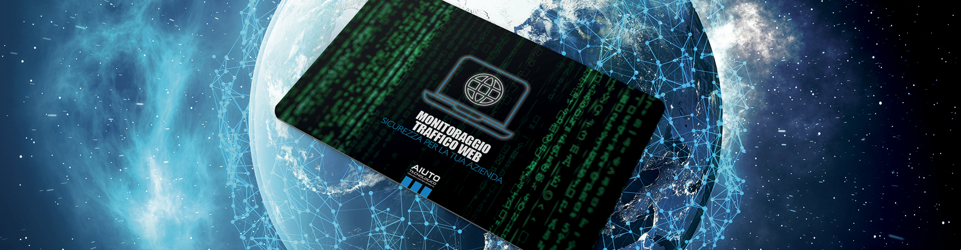 Aiuto Tecnologico: Monitoraggio traffico web