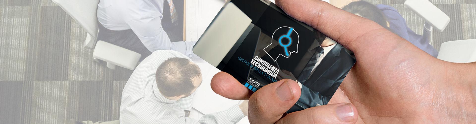 Aiuto Tecnologico: consulenza tecnologica