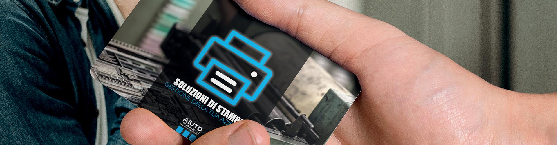 Aiuto Tecnologico: soluzioni di stampa